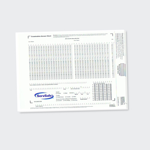 ServSafe-Answer-Sheet