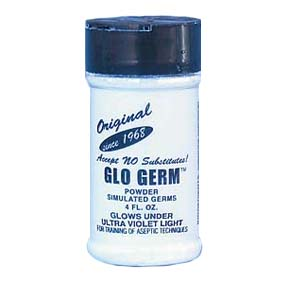 Glo Germ Powder 4oz