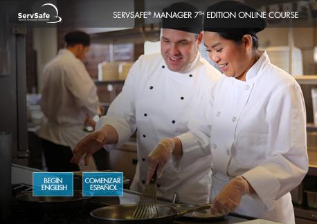 ServSafe® Manager Online Course