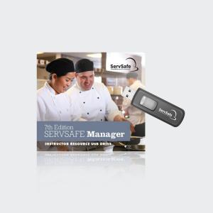 7th edition servsafe manager book